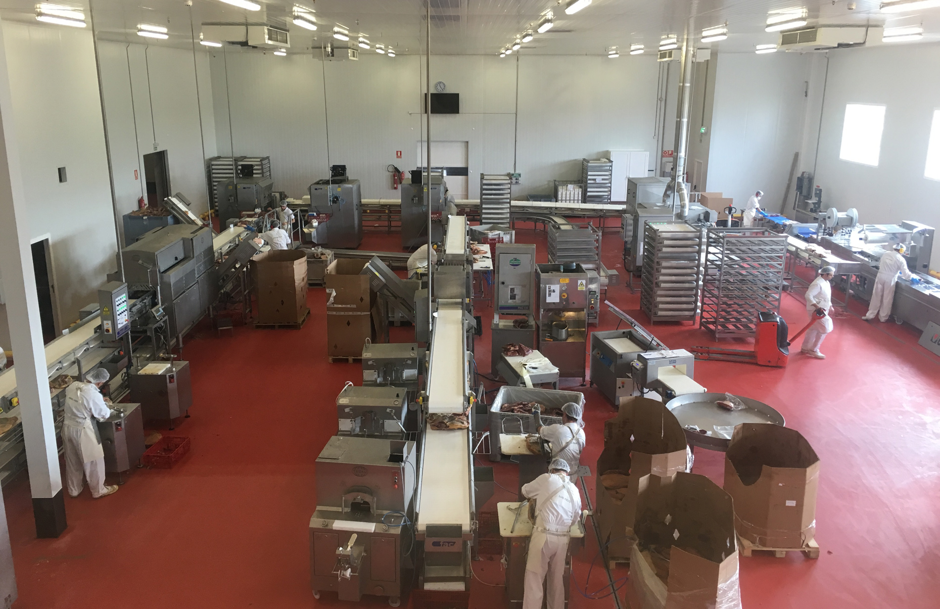New Facilities In Agro-food City
